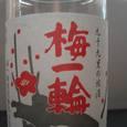 「梅一輪」 千葉県成東町(九十九里)