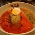盛岡「ぴょんぴょん舎」の冷麺