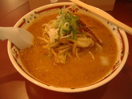 札幌 「狼スープ」
