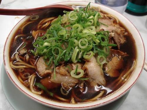京都 新福菜館