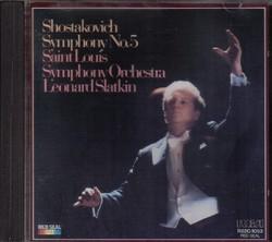 Shostakovich_sym5_slatkin