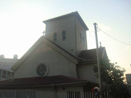 Nanbuzaka_church