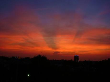 Sunset_20100720