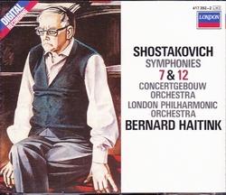 Shostakovich_sym12_haitink