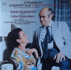 Shostakovich_sym14_rostoropovich