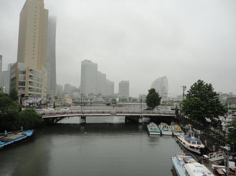 Yokohama_ookariver