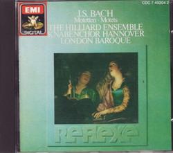 Bach_motets