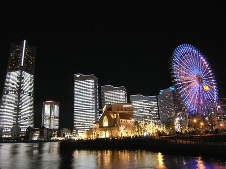 Minatomirai20131224