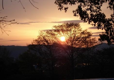 Kyoto_kiyomizu_sunset