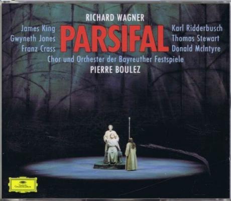 Parsifal-boulez