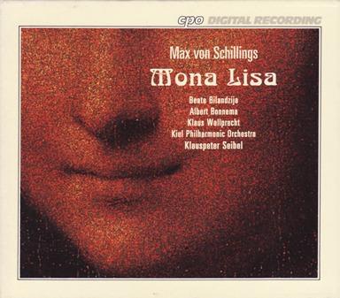 シリングス 「モナ・リザ」 ザイベル指揮: さまよえるクラヲタ人