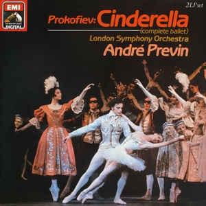 Cinderella-previn