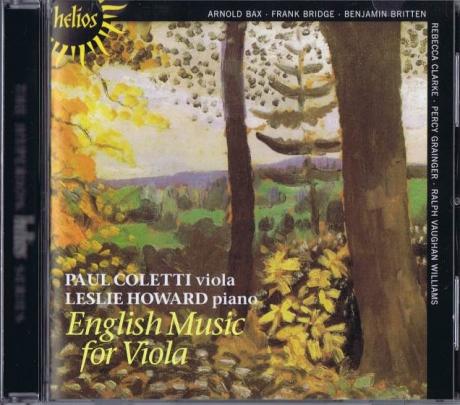 English-viola