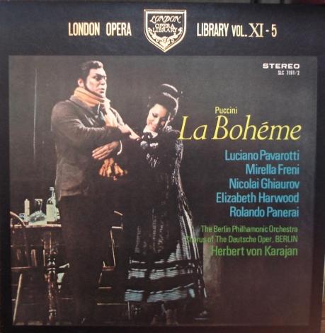 La-boheme-karajan