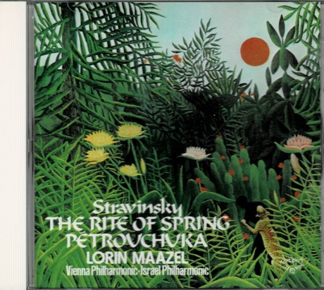 Stravinsky-maazel