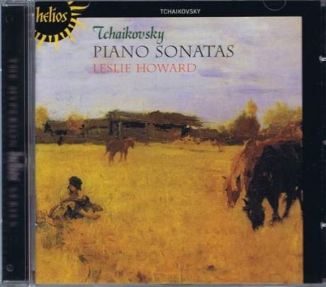 Tchaikovsky-piano